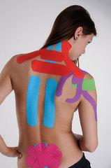 verschiedene Probleme im Hals-, Nacken-, Schulter- und Rückenbereich